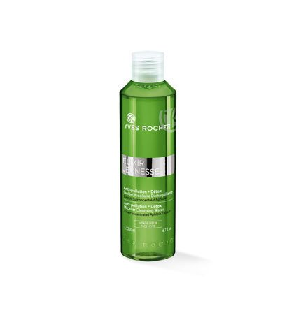 Yves Rocher-Elixir Jeunesse-Detox + Anti Pollution-Mice llaire pulizia Gel 200ML