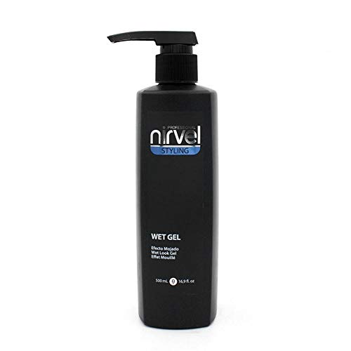 Nirvel Wet Gel - Gel fijación natural