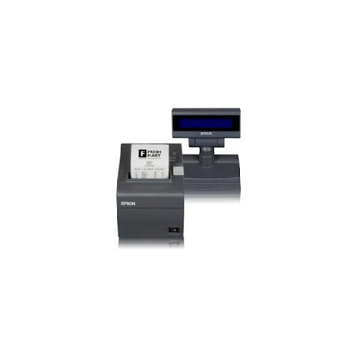 Epson fp-81ii Thermo POS Printer 203x 203DPI-Drucker zu erhalten Punkt Verkauf (Thermo, POS printer, 48/64, 150mm/trocken, 203x 203dpi, 10,100Mbit/s) Fp Lcd