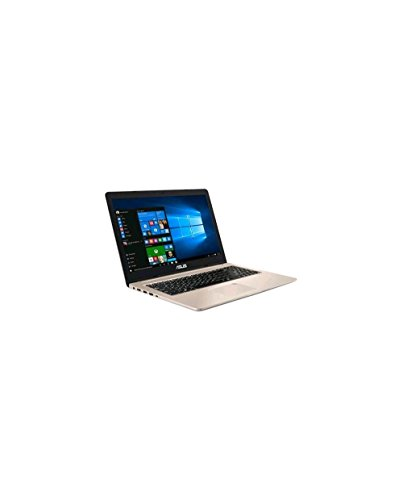 Asus VivoBook Pro N15 N580VN-DM116T Notebook, Display da 15.6', Processore i7-7700HQ, 2.8 GHz, HDD da 1000 GB, 8 GB di RAM, nVidia GeForce MX 150, Oro/Metallo [Layout Italiano]
