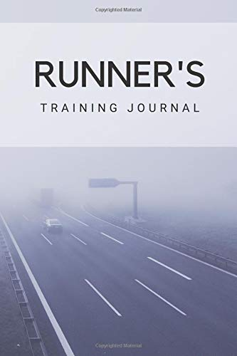 Runner's Training Journal: Runner Journal Book Ruled Lined Page Paper For Kids Boy Teen Girl Women Men Great For Writing Running Diary Fitness Record ... Paperback) (Running Notebook) (Training Look) por NoteYourTraining