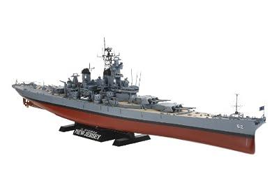 Tamiya - 78028 - Maquette - Bateau - USS New Jersey 1982