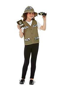 Smiffys 47729ML Explorer Kit, Unisex Niños Niño/niña juguete para el aprendizaje