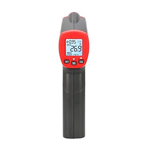 ELENXS Uni-T UT300S Berührungslos Temperatur-Messgerät Instrumente Hand-LCD-Temperatur-Digital Infrarot-Thermometer -