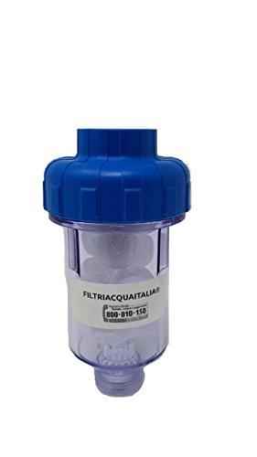 Filtro antical de polifosfato para lavadora o lavavajillas
