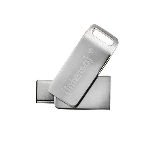 Intenso cMobile Line 32GB Dual USB-Stick USB 3.1 Type-C silber