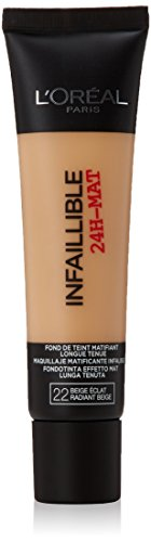L'Oréal Paris 24H Mate Base de Maquillage