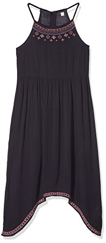 d RL3021504, Blau (Hunter Grey 291), 140 (Herstellergröße: S) (Teen Girl Kleid)
