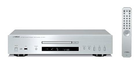 Yamaha CD-S 700 Natural Sound HiFi CD-Player (USB, MP3/WMA) silber
