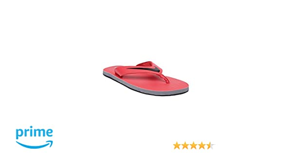 2e1fa49a9a39 Nike Men s Chroma Thong 5 Red Flip Flops  Buy Online at Low Prices in India  - Amazon.in