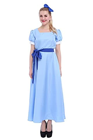 Peter Pan Et Costumes Wendy - Nuoqi - Robe - Robe - Manches