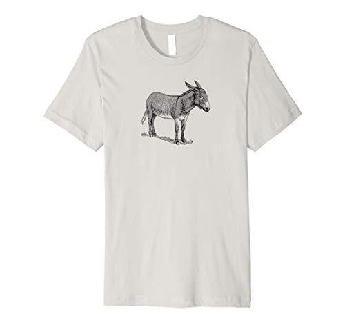 Esel Burro Mule T-Shirt