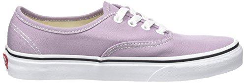 Vans Damen Authentic Low-Top Pink (Sea Fog/true White)