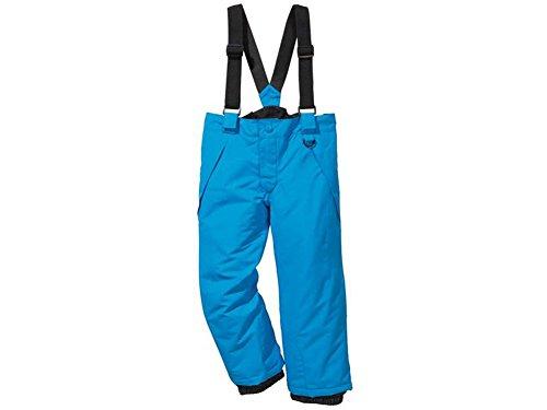 Kleinkinder Jungen Schneehose Skihose Lupilu (86/92, Blau)