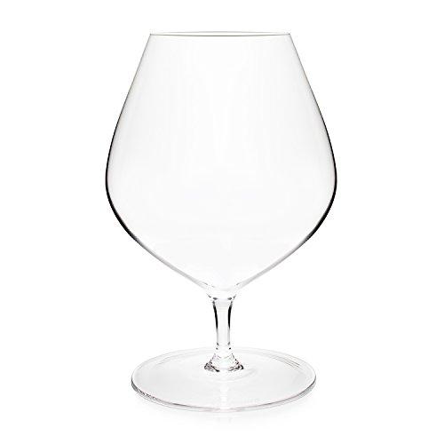 Ravenscroft Kristall Set of 4Classic Traditioneller Congnac/Brandy Ballon snifters Crystal Brandy Glass