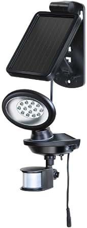Brennenstuhl 1170830 Lampe LED Solaire IP44
