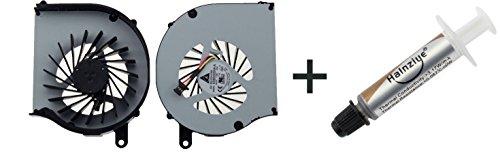 HP G62G72Compaq CQ62CQ72Kühlung Fan 606013-001+ Silber Wärmeleitpaste B3 -