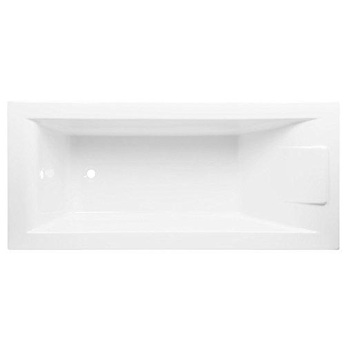 Supporto maschera 1800x800 + acrilico vasca da bagno davanti Vienna Confezione da 1PZ - Mostra Acrilico Contenitore