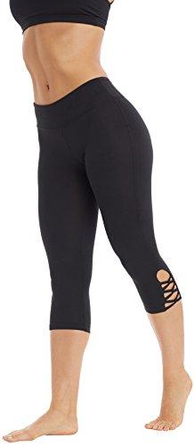 Balance Collection Damen Beatrice Capri Legging S schwarz
