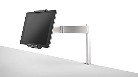 Durable 893123 Support tablette de table avec bras articulé compatible
