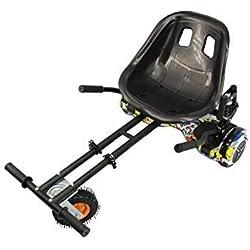Airel Hoverkart   Hoverkart Metal   Hoverboard Asiento Kart   Hoverboard Asiento Kart   Medidas: 52x42x21 cm