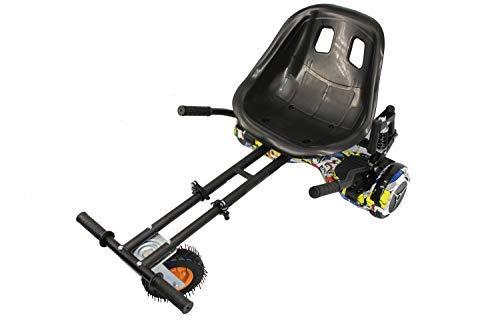 Airel Hoverkart Profesional | Hoverkart Metal | Hoverboard Asiento Kart | Hoverboard...