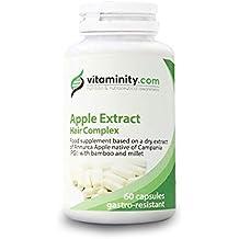 Vitaminity Apple Extract Hair Complex - Integratore Mela Annurca Campana  IGP - Caduta capelli - 60cps d8b238d0da79