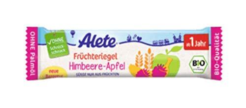 Bio Früchteriegel Himbeere-Apfel ab 1 Jahr, 10er Pack (10 x 25g)
