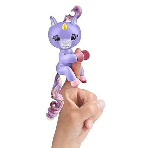 Eustoma Marioneta De Dedo Unicornio