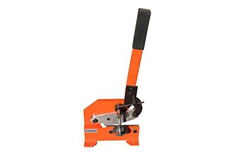Varan Motors NEHDS-02 Handhebelschere für Blech, 150mm Messer, maximale Stärke 11mm