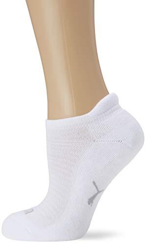 PUMA Damen Sneaker 2P Women Socken, White, 39-42 (2er - Socken Puma Sneaker Frottee