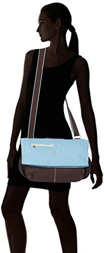 Sherpani, Borsa a spalla donna Blu Azul (Air Blue) Azul (Air Blue)