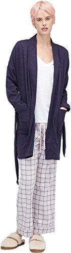 UGG Women's Braelyn Bathrobe (XL, Nightshade Heather) (Uggs Womens Knit)
