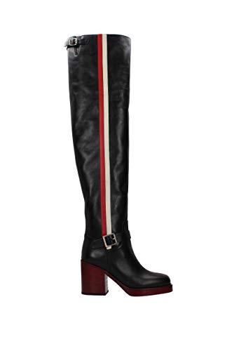 Christian Dior, Damen Stiefel & Stiefeletten, Schwarz - Schwarz - Größe: 36 EU