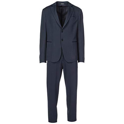 Emporio Armani Herren Anzug - blu 50 EU