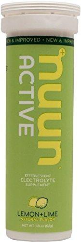NUUN ACTIVE Electrolytes tablets (Lemon+Lime) (Nuun Tabs)
