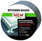 MEM Bitumen-B and blei 7,5 cm x 10 m, 500483