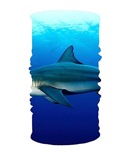 Rghkjlp The King of The Ocean 16-in-1 Magic Scarf,Face Mask,Balaclava Bandana for Outdoor Sports Design10