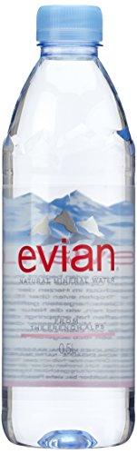 evian Mineralwasser, 48er Pack (48 x 500 ml) (Wasser Evian)
