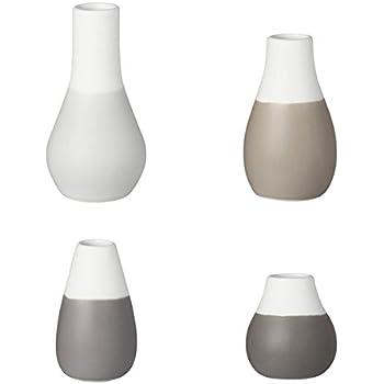 Räder Design Große Vase Zuhause Relief Text Pastell Według formy i funkcji