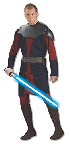 Anakin Skywalker Kostüm Erwachsenen- Krieg der (Adult Deluxe Anakin Skywalker Kostüme)