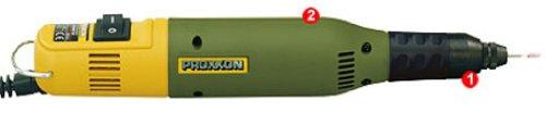 SALKI -PROXXON 2228500 - TALADRADORA FRESADORA MICROMOT 50