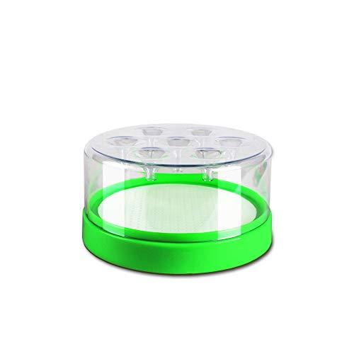 Wudi Fly Trap-Gerät, automatische Fliegen-Plage-Catcher Innen/Außen/Home/Küche/Garten -