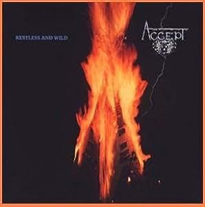 Restless and wild (1982) / Vinyl record [Vinyl-LP]