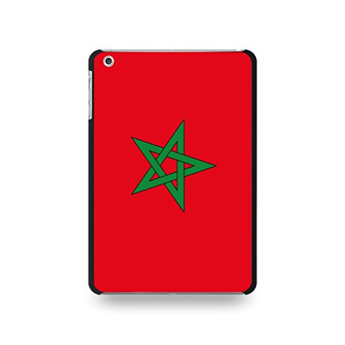Preisvergleich Produktbild LD coqapipdm_114 Case Schutzhülle für iPad Mini,  Flagge Marokkos