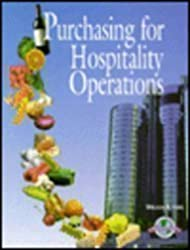 Purchasing for Hospitality Operations Course Book by William B. Virts (1987-03-01)