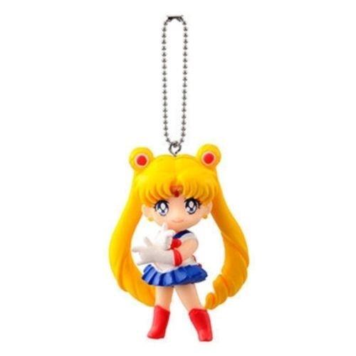 Preisvergleich Produktbild Sailor Moon Figure Keychain Part-2~20th Annivesary PVC Mascot Swing~Sailor Moon