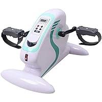 Preisvergleich für LIJJY Elektrisch Mini-Bike Heimtrainer Pedaltrainer Bewegungstrainer Bewegungstraining Fitnessgerät Für Arme Und Beine Für Senioren Und Kinder