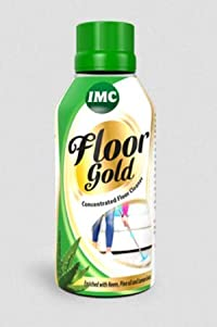 IMC Floor Gold Concentrated Floor Cleaner 100ml (Pack Of 2)