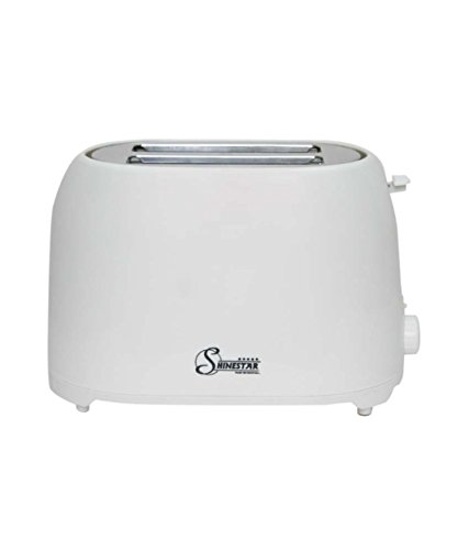 Biaba Collection Brand New Skyline Electric Toaster Auto Pop-Up Toaster 2 Slice Heating Control